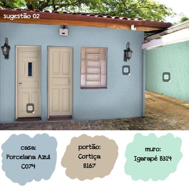 casabela - fachada opcao 02