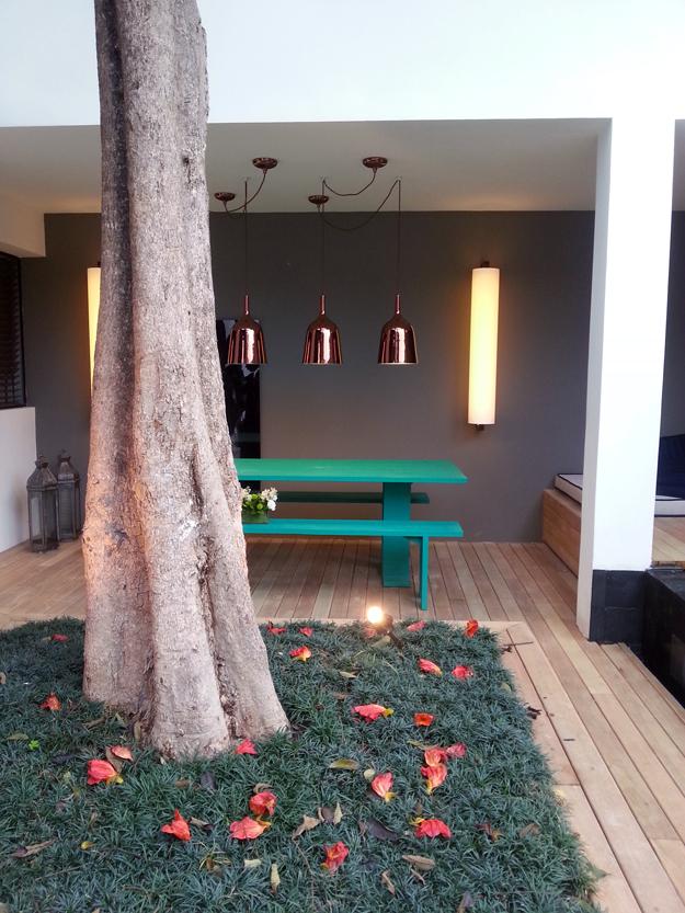 Casa Bela - Casa Cor - Verde 14
