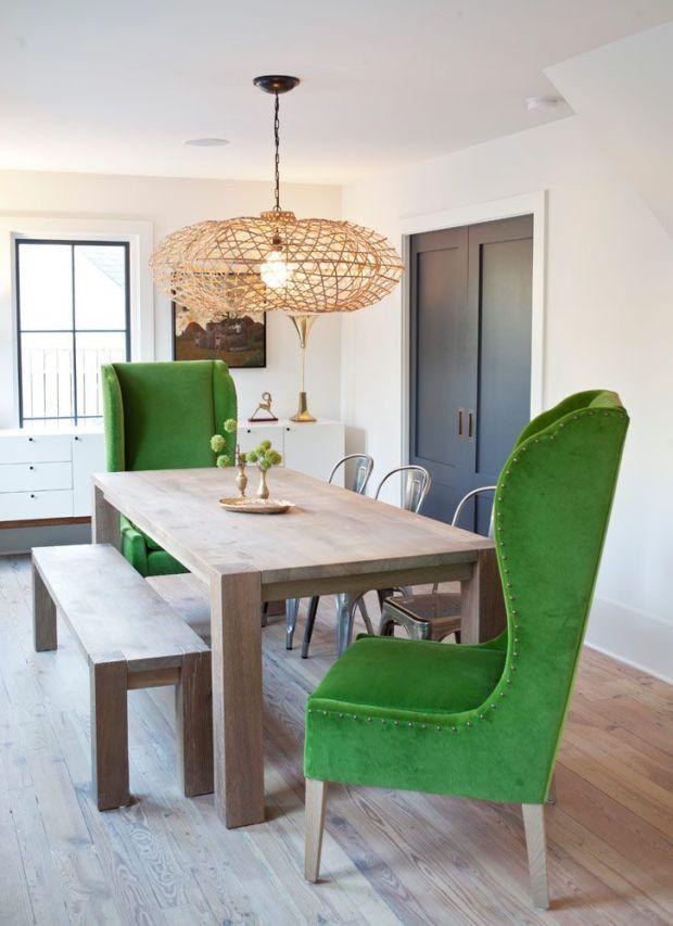 Casa Bela - Jantar com Banco Madeira (15)