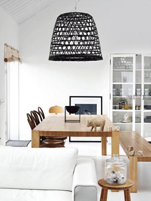 Casa Bela - Jantar com Banco Madeira (17)