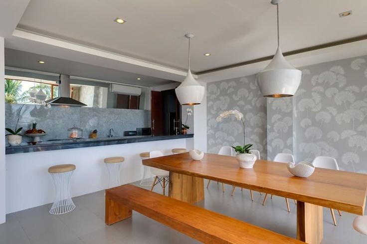 Casa Bela - Jantar com Banco Madeira (3)